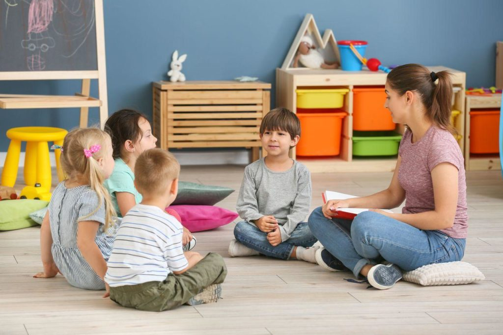 A Secure And Safe Haven For Your Child - Preschool & Daycare Serving El Cajon, Lakeside And Santee CA