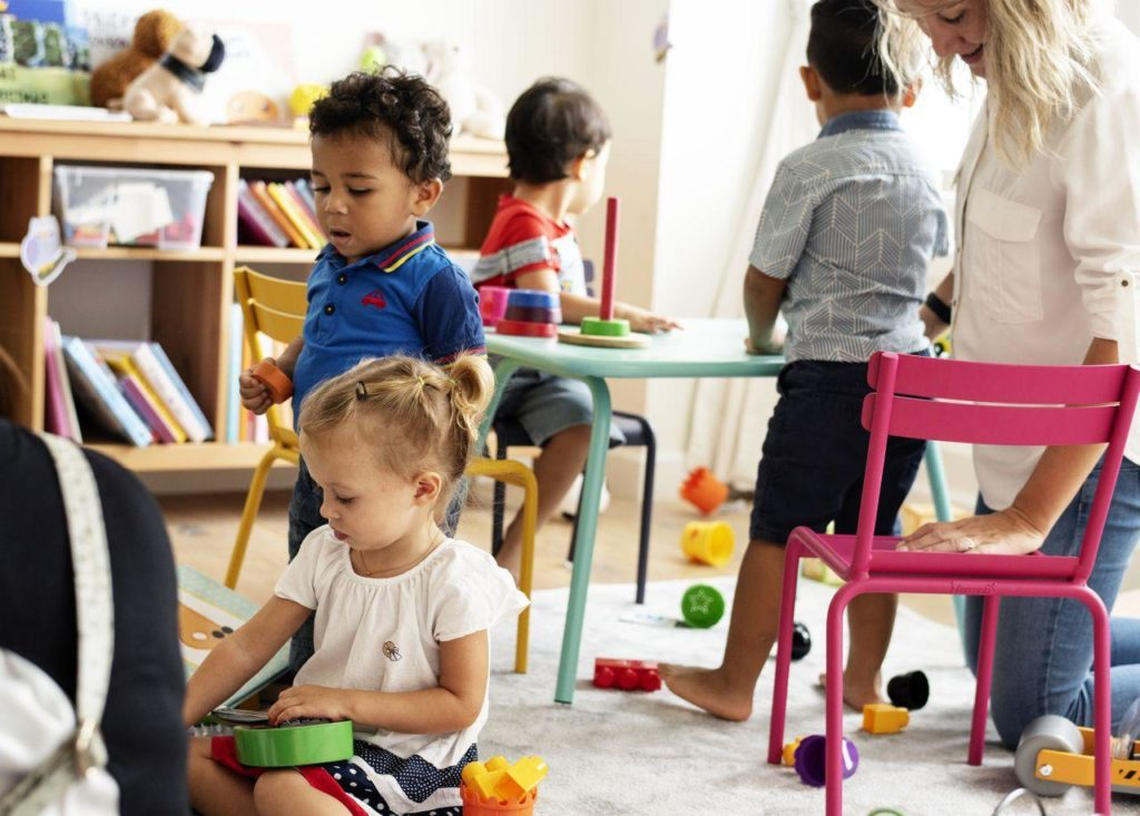 A Sparkling Clean That Protects Health - Preschool & Daycare Serving El Cajon, Lakeside And Santee CA