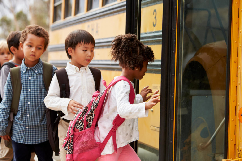 Afterschool Transportation From School Is Provided - Preschool & Daycare Serving El Cajon, Lakeside And Santee CA
