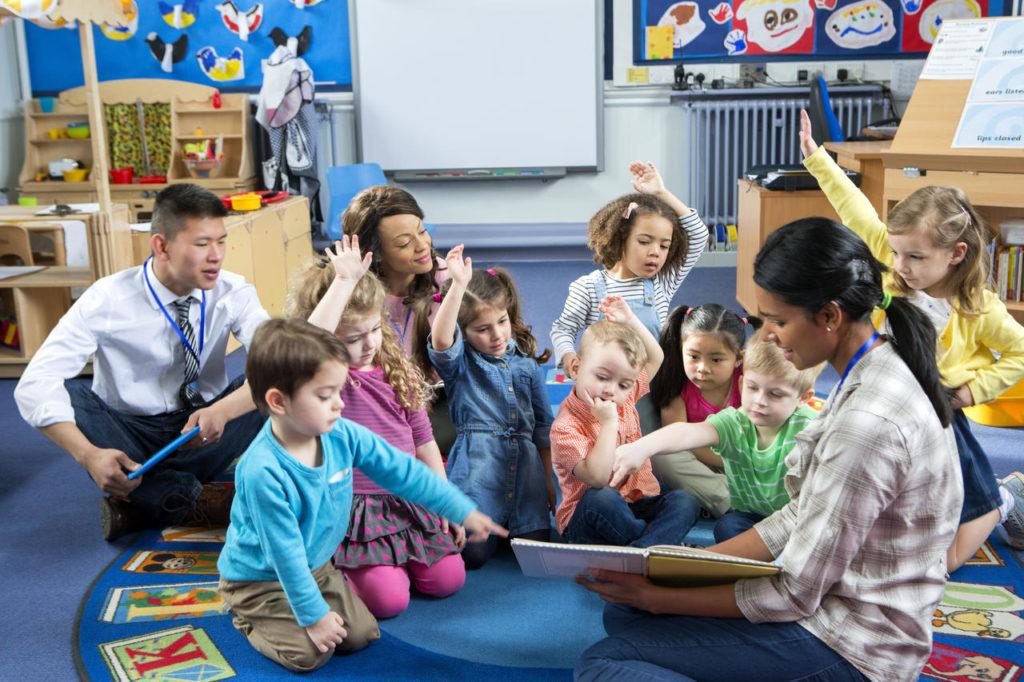 Children Learn Reading Skills Early - Preschool & Daycare Serving El Cajon, Lakeside And Santee CA