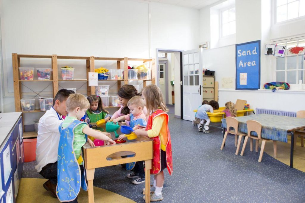 Clean, Bright, And Happy Environment - Preschool & Daycare Serving El Cajon, Lakeside And Santee CA