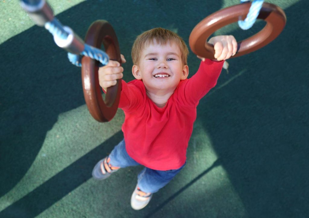 Essential Outdoor Play Everyday - Preschool & Daycare Serving El Cajon, Lakeside And Santee CA