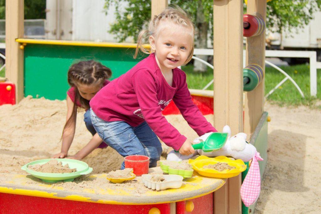 Fun In The Sun On The Playground - Preschool & Daycare Serving El Cajon, Lakeside And Santee CA