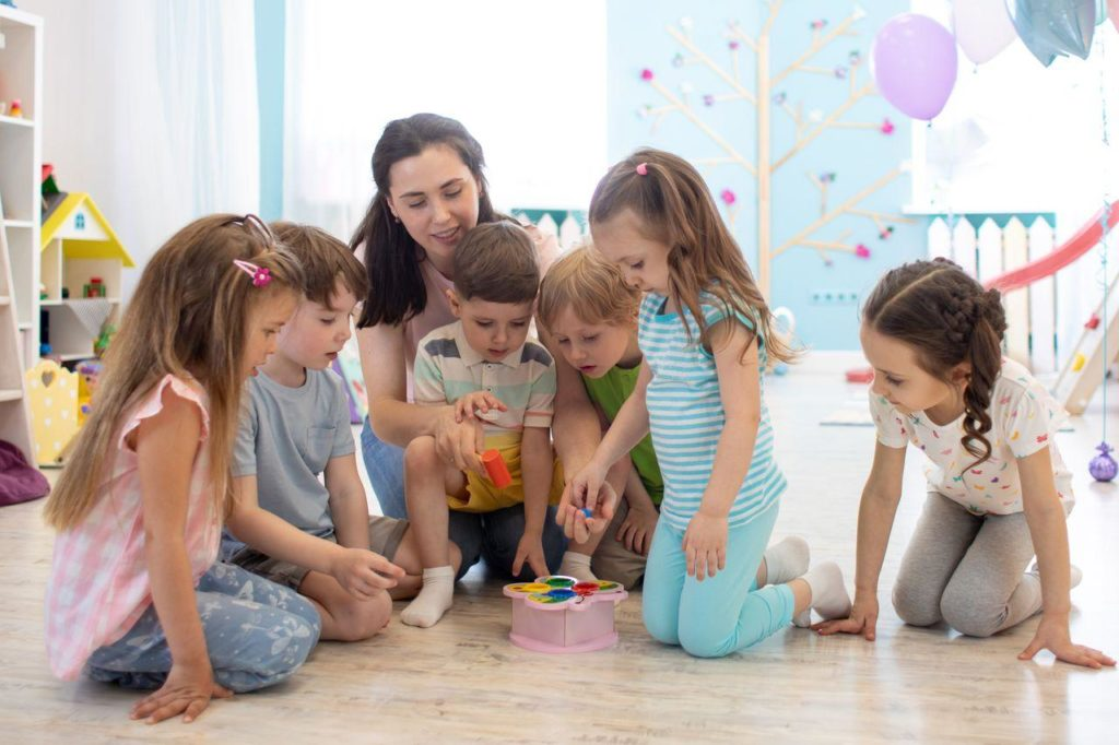 Immaculately Clean Keeps Children Healthy - Preschool & Daycare Serving El Cajon, Lakeside And Santee CA