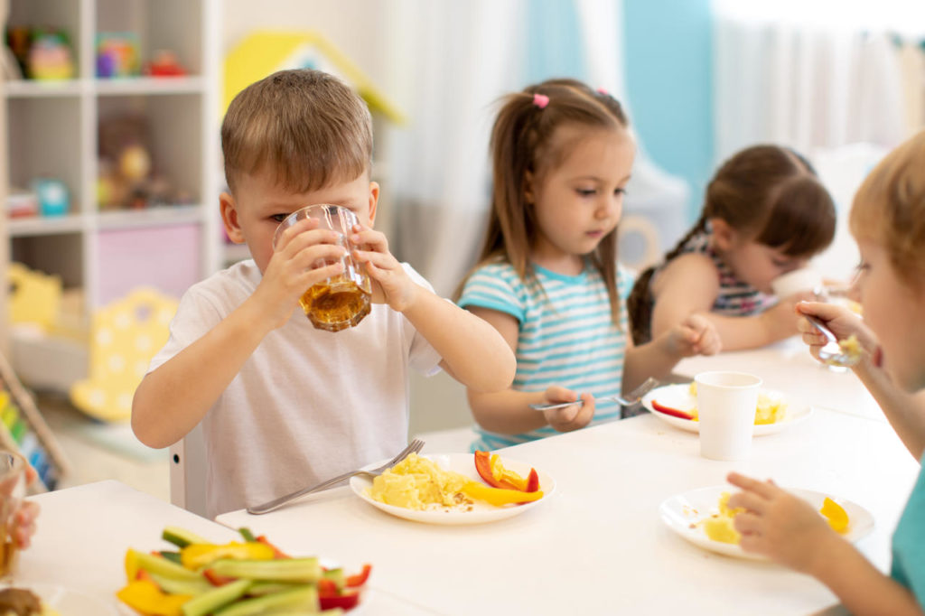 Nutritious Meals Made With Fresh Ingredients Served Daily - Preschool & Daycare Serving El Cajon, Lakeside And Santee CA