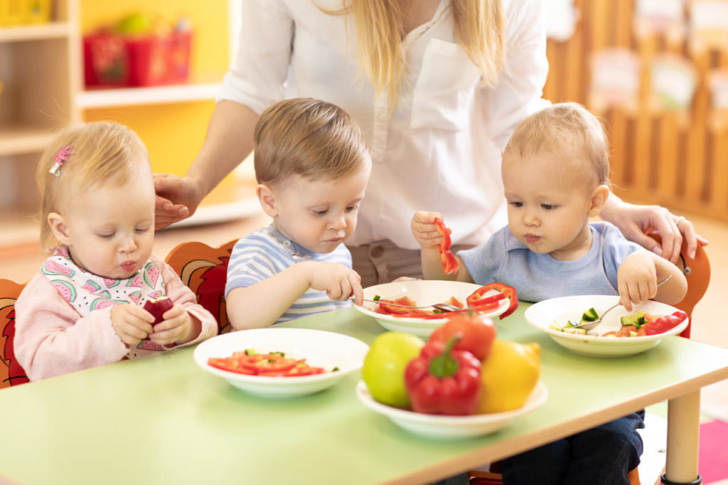 Our In-House Chef Makes Tasty Wholesome Meals For Your Child - Preschool & Daycare Serving El Cajon, Lakeside And Santee CA