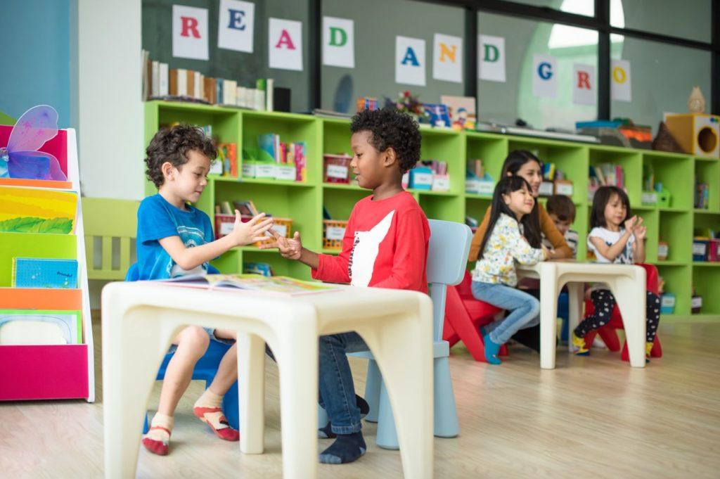 Pristine Clean Keeps Us Healthy - Preschool & Daycare Serving El Cajon, Lakeside And Santee CA