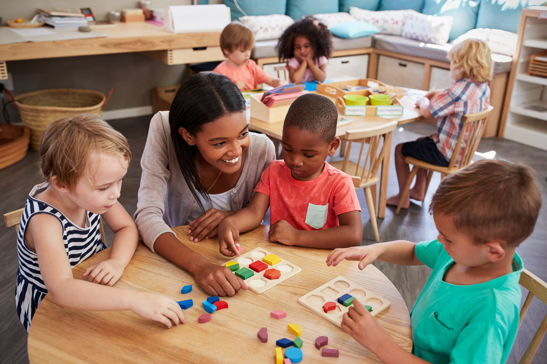 With More Than 25 Years Of Experience In Early Childhood Education
